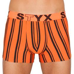 Pánské boxerky Styx sportovní guma vícebarevné (G768)