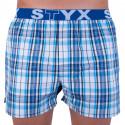 Pánské trenky Styx sportovní guma vícebarevné (B724)