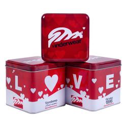 Dárková krabička STYX srdíčka (KR902)