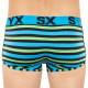 Pánské boxerky Styx basket sportovní guma vícebarevné (Z862)