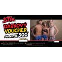 Elektronický voucher Styx 500,- (zaslání pouze e-mailem)