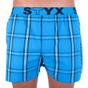 Pánské trenky Styx sportovní guma vícebarevné (B729)