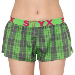 Dámské trenky Styx sportovní guma vícebarevné (T509)