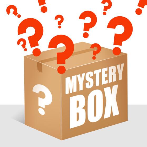 MYSTERY BOX - 3PACK dámské trenky Styx klasická guma vícebarevné
