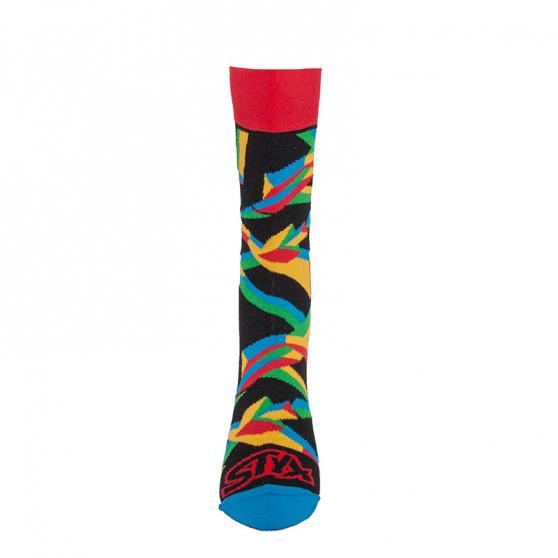 Veselé ponožky Styx vysoké triangular (H957)