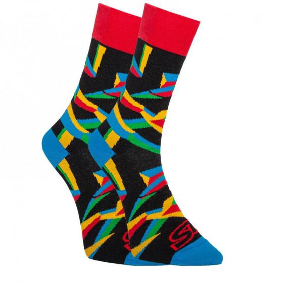 Pánské trenky klasická guma a ponožky Styx triangular (AH957)
