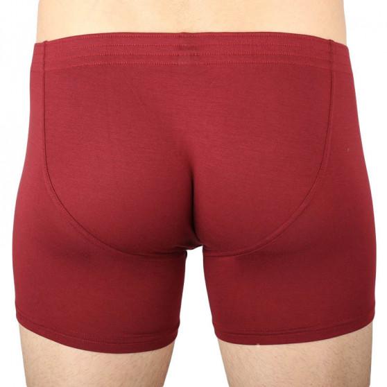 3PACK pánské boxerky Styx long klasická guma (F10606263)