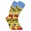 Veselé ponožky Styx vysoké Poof (H1153)