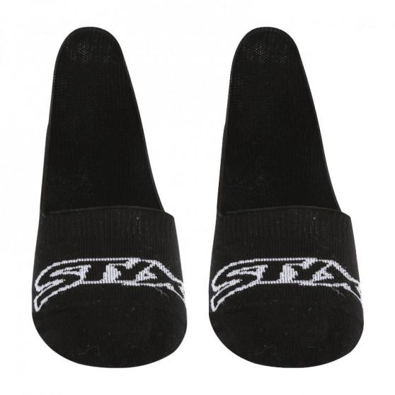 5PACK ponožky Styx extra nízké černé (5HE960)
