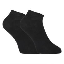 Ponožky Styx nízké bambusové černé (HBN960)