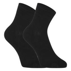 Ponožky Styx kotníkové bambusové černé (HBK960)