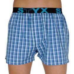 Pánské trenky Styx sportovní guma vícebarevné (B101)