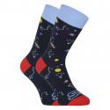 Veselé ponožky Styx vysoké Planety (H1057)