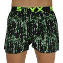Pánské trenky Styx art sportovní guma kód (B1152)